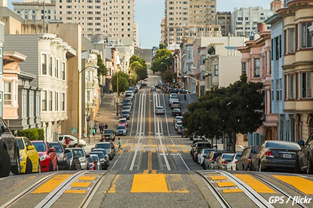 Welcome to San Francisco, California