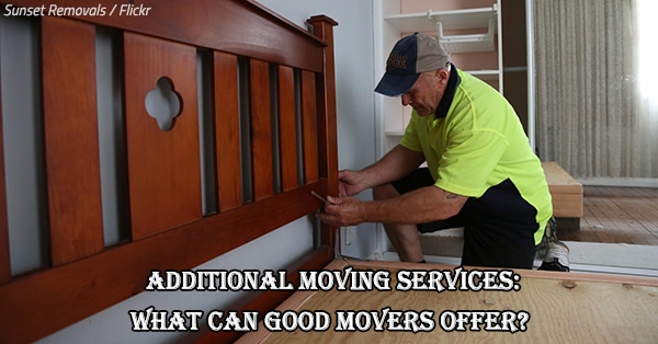 Additional Moving Services: What Can Good Movers Offer?