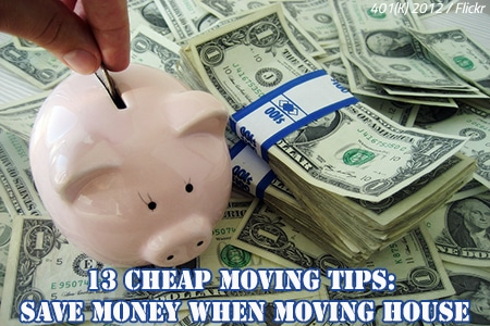 What's the cheapest way to move long distance?