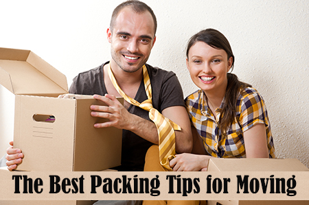 The best packing tips when moving house