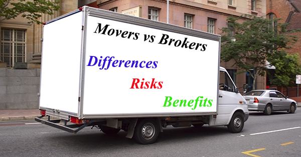 Movers vs Brokers: Differences, Risks and Benefits