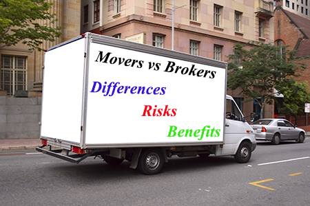 What's the difference between movers and brokers?
