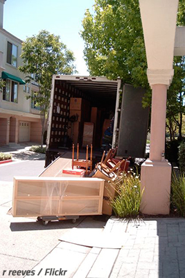 The easiest way to move furniture