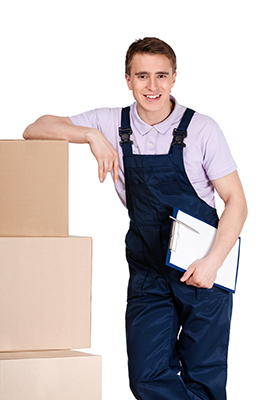 Ask movers for in-home price estimation