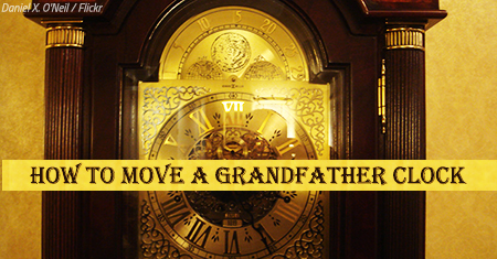 How to move a grandfather clock: step by step guide
