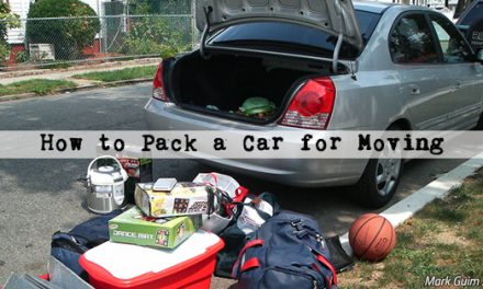 How to Pack a Car for Moving: 13 Car Packing Tips