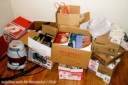 Inventory your home prior to packing