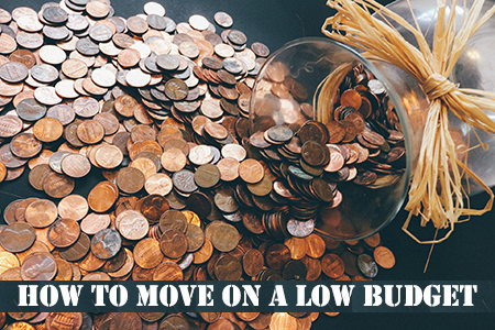Moving out on a budget