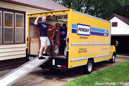 Things to do before you move
