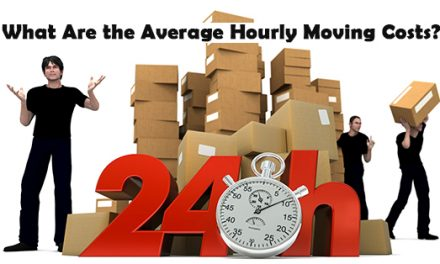 What Are the Average Hourly Moving Costs?