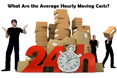 How much do movers charge per hour?