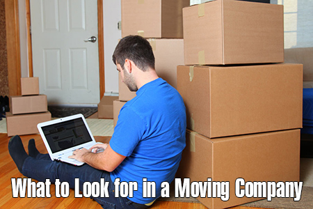 What to look for when hiring movers