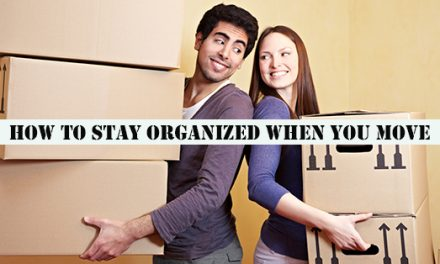 7 Brilliant Ways to Stay Organized When You Move