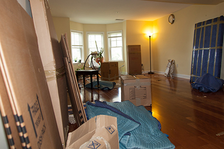 Professional packing services by full-service movers