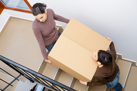 How to ask friends to help you move