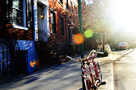 What to do when you move into a new neighborhood
